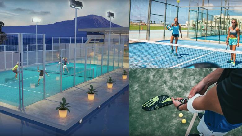 Sports Activities in Porto Mirabello - Recreation inside the